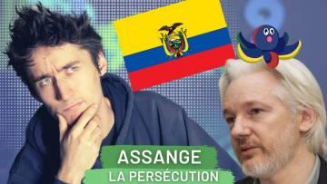La persécution d'Assange en 20 minutes | #freeAssange 3/5