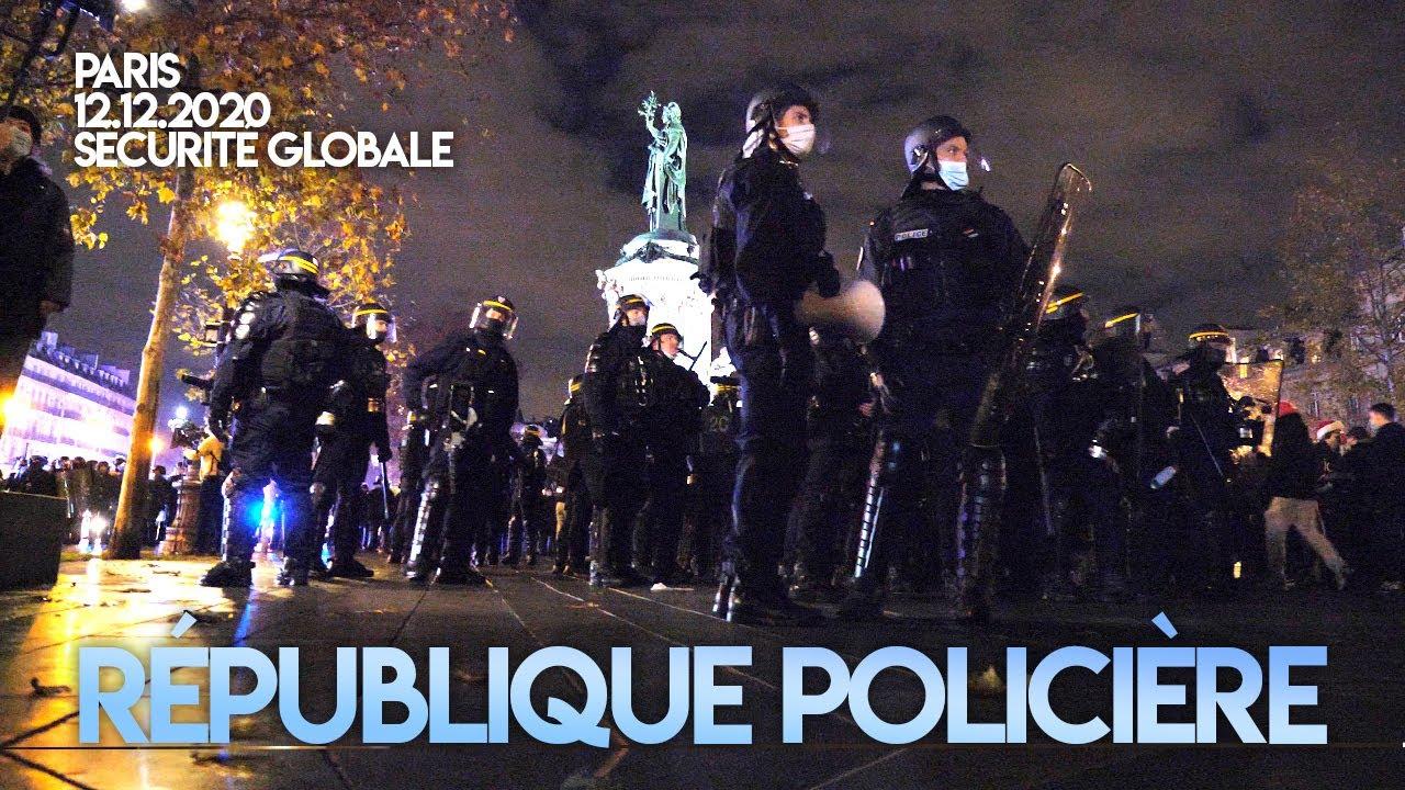 LA POLICE DOMINE PARIS