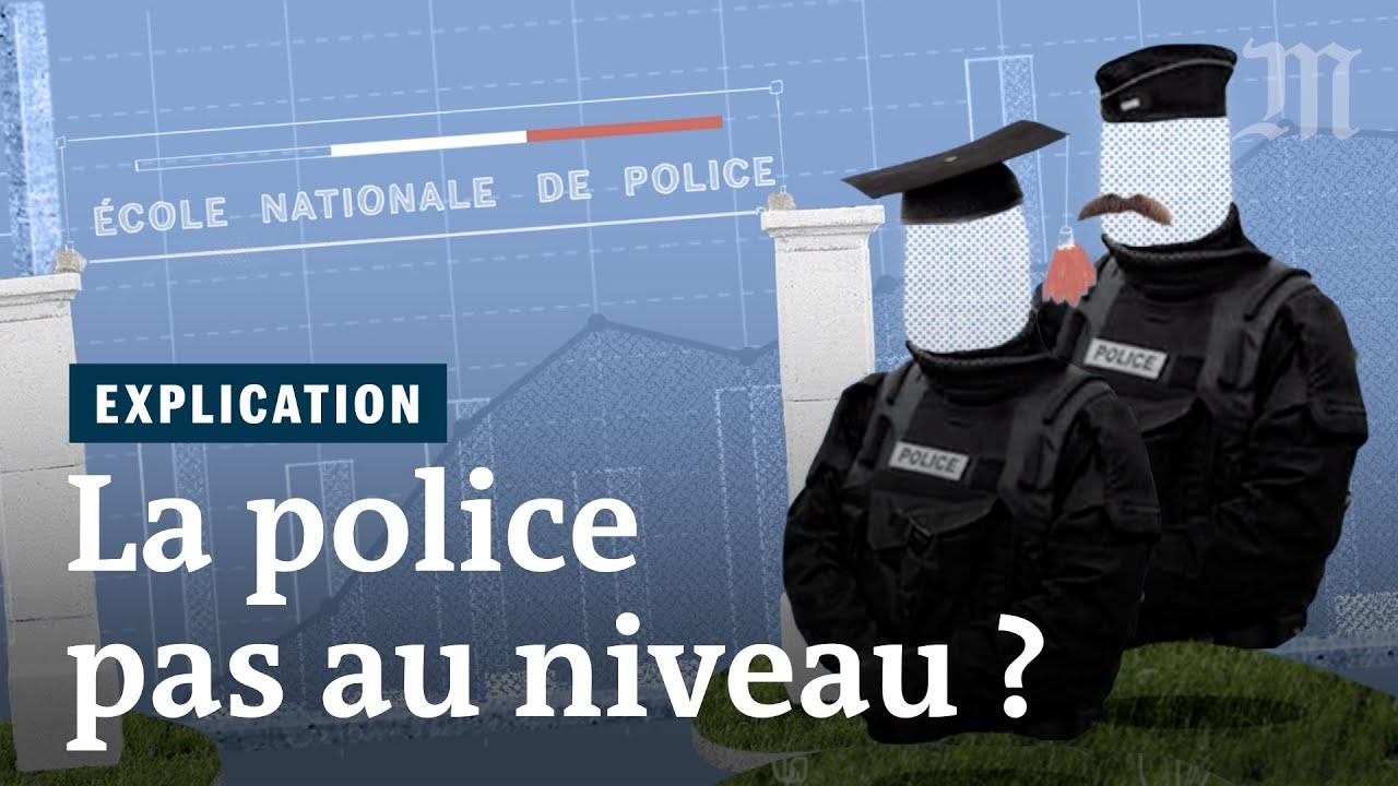 La police française recrute-t-elle moins bien qu'avant ?
