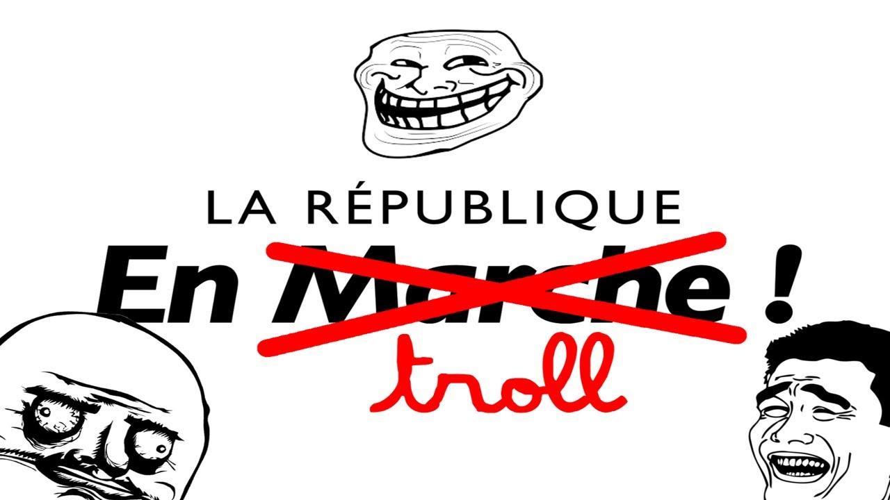 LA RÉPUBLIQUE EN TROLL ! #LRET (Round 1)