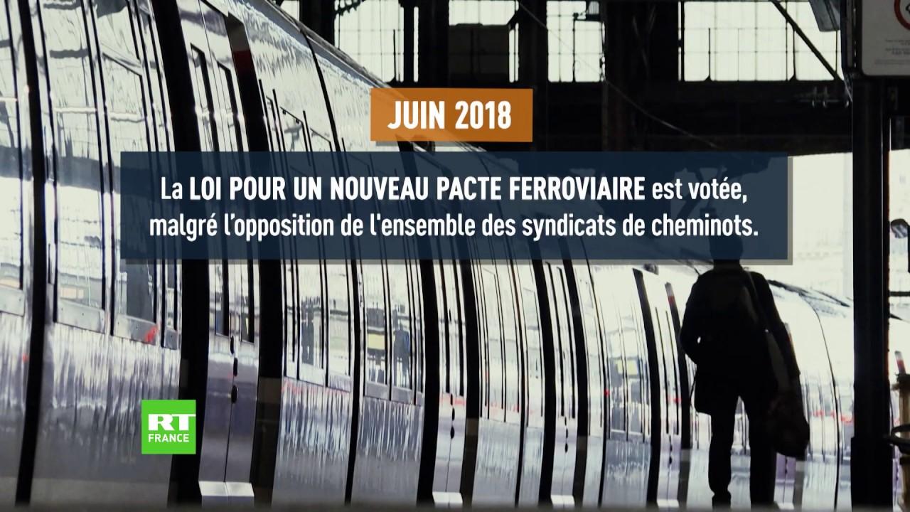 La SNCF devient une société anonyme à capitaux publics ce 1er janvier 2020