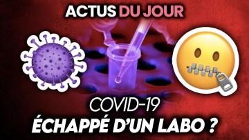 La vérité sur l'origine de la pandémie, annonces de Castex, grève des surveillants… Actus du jour