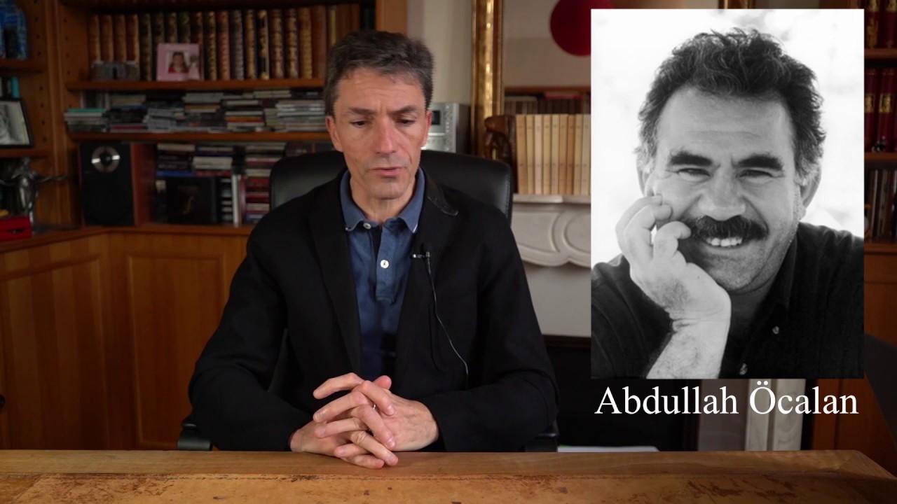 Le Conflit entre les Turcs et les Kurdes: Une vieille histoire expliquée par Marc Trévidic
