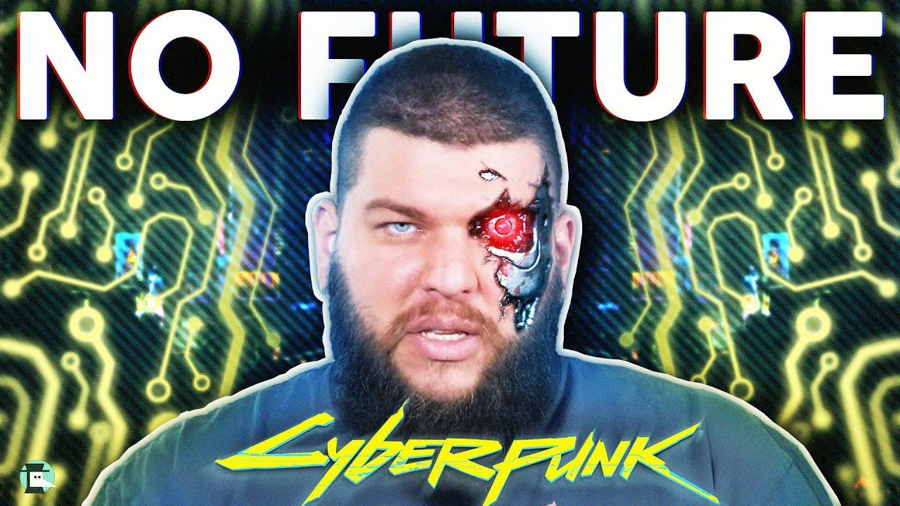 Le futur n'a rien inventé – Cyberpunk 2077 et le transhumanisme