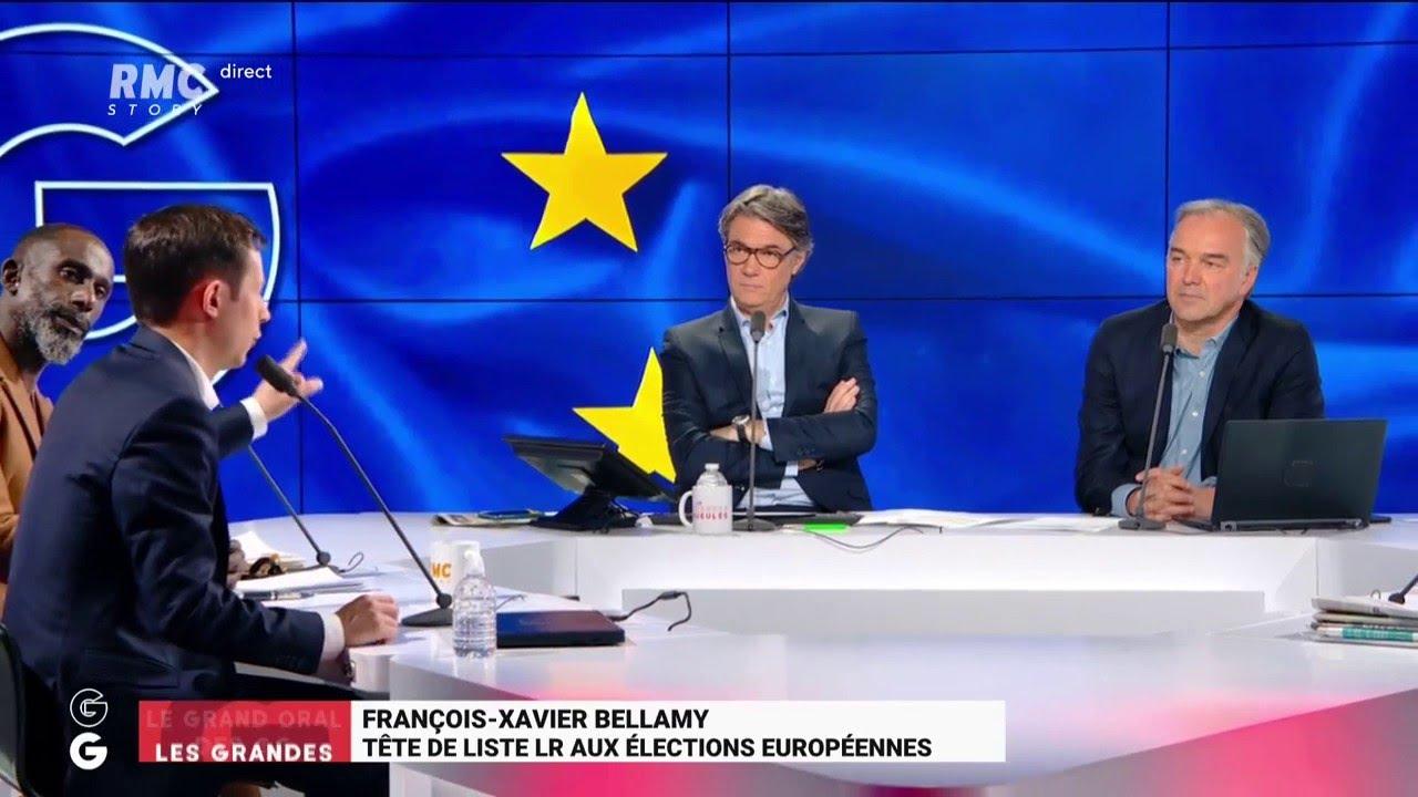 Le Grand Oral de François-Xavier Bellamy (Partie 2)