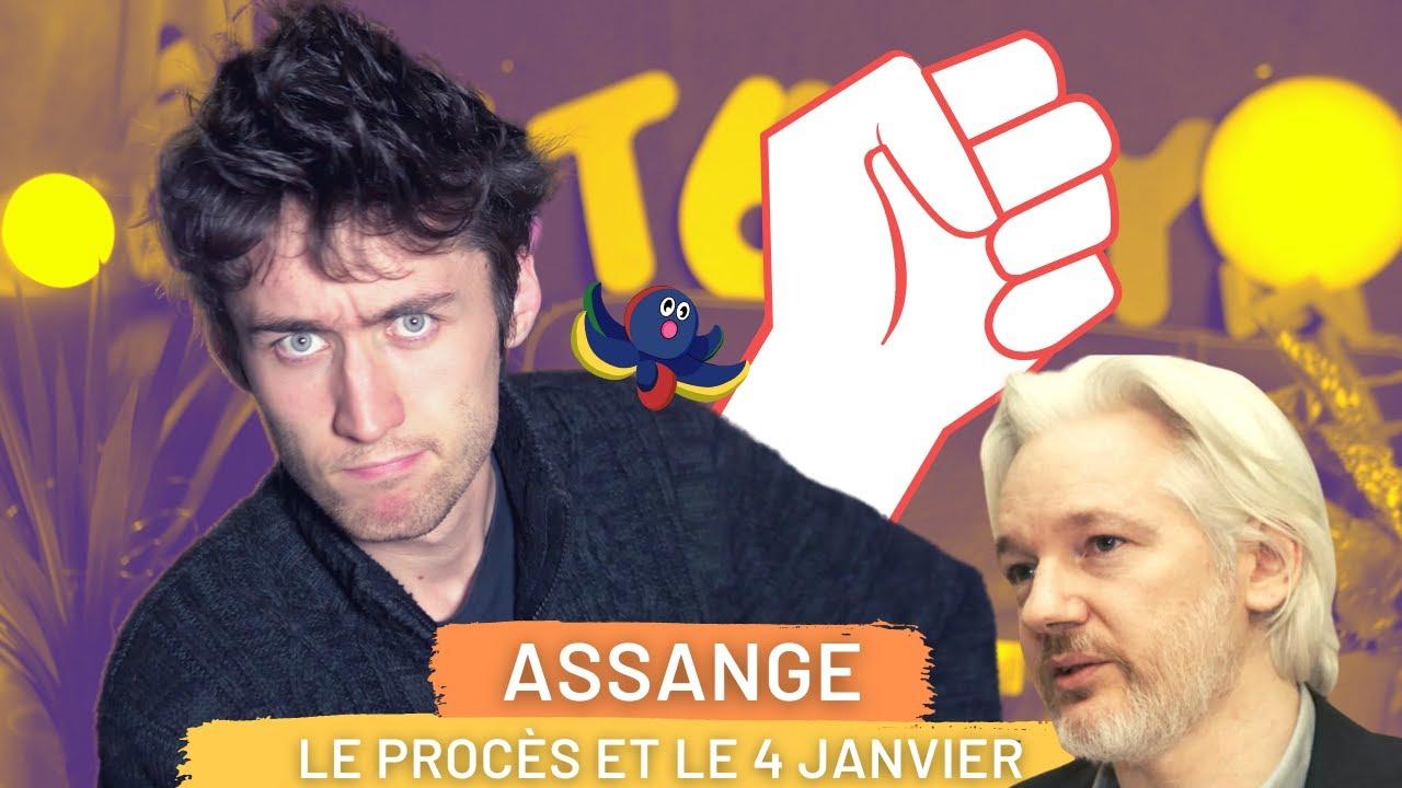 Le procès d'Assange, et après ? | #freeAssange 5/5
