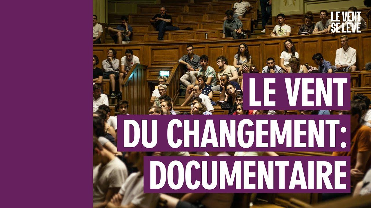 LE VENT DU CHANGEMENT – DOCUMENTAIRE