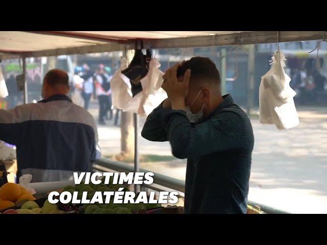 Les FDO perturbent un marché en marge de la manif à Paris