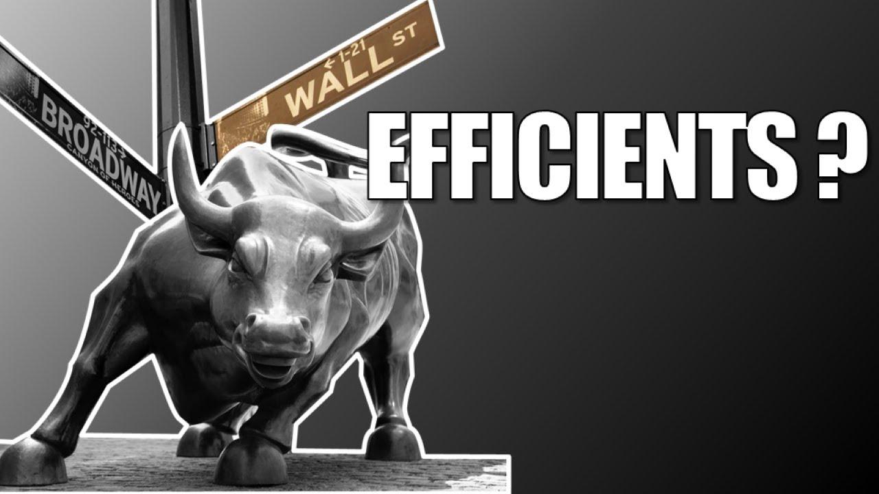 Les marchés financiers sont-ils efficients ? – Heu?reka