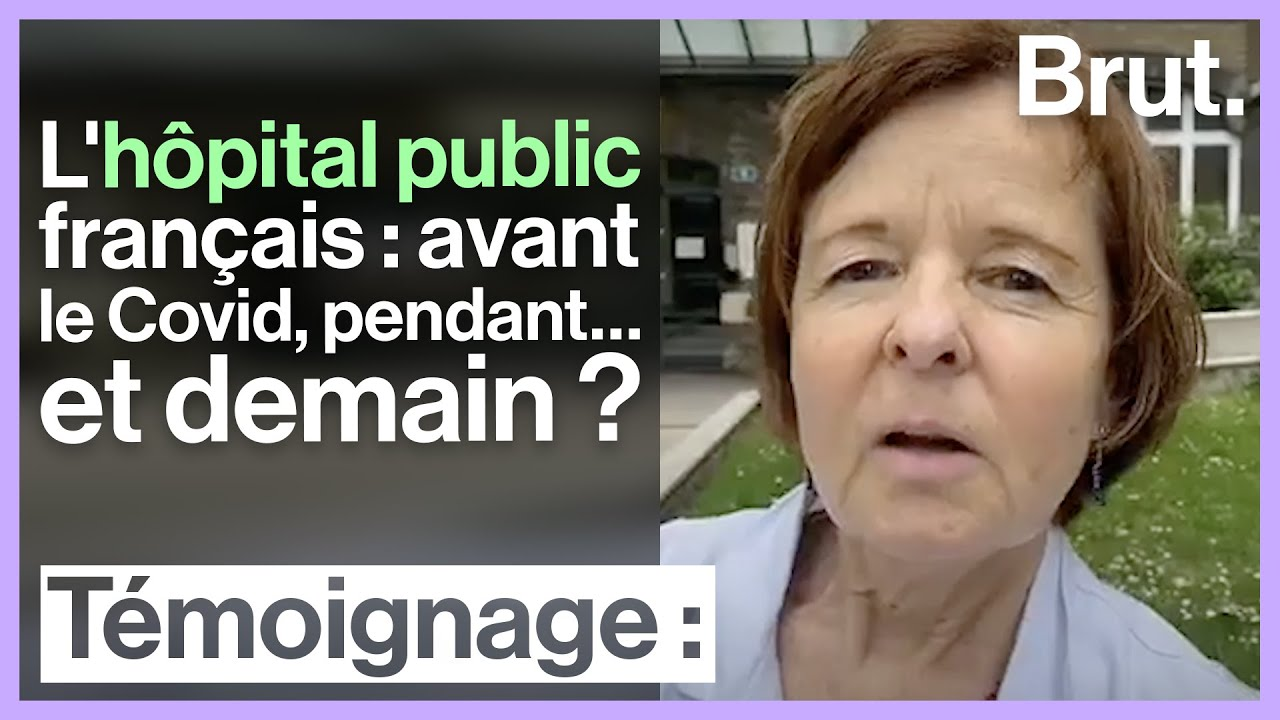 L'hôpital public français : avant le Covid, pendant… et demain ?