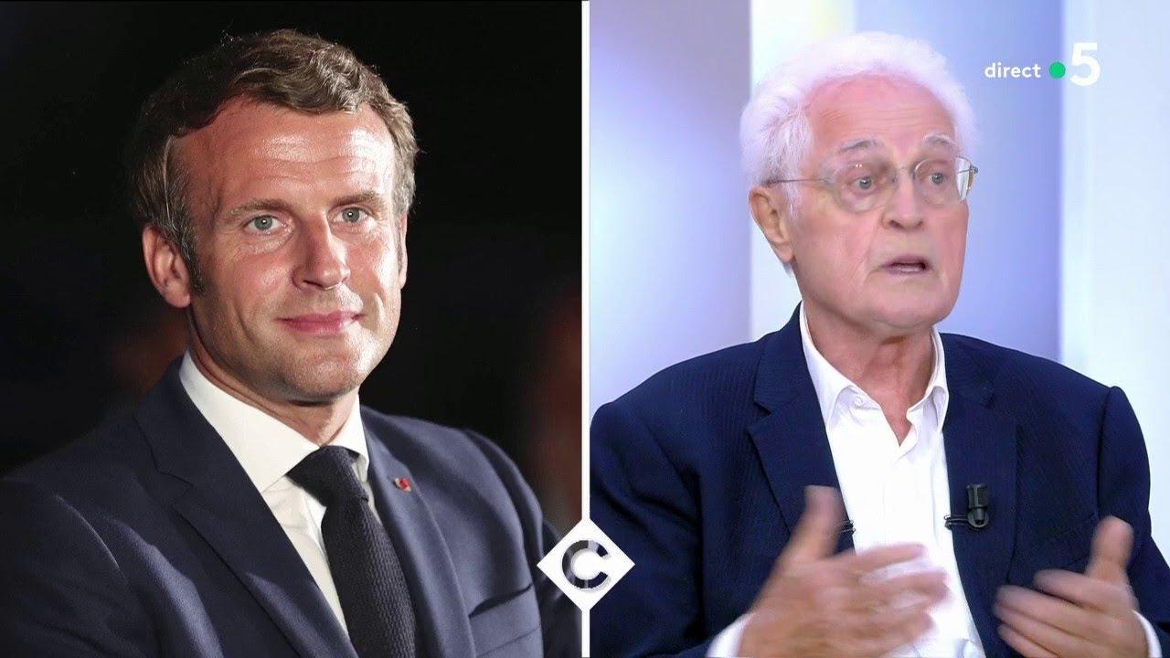 Lionel Jospin critique la verticalité d'Emmanuel Macron