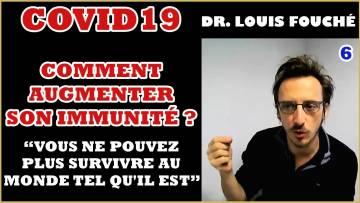 Louis Fouché : L'immunité en question, des réponses multiples [6/6]