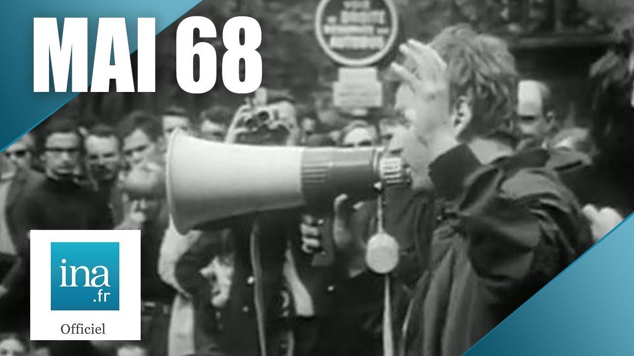Mai 68 : La contestation fait plier le gouvernement par la grève !