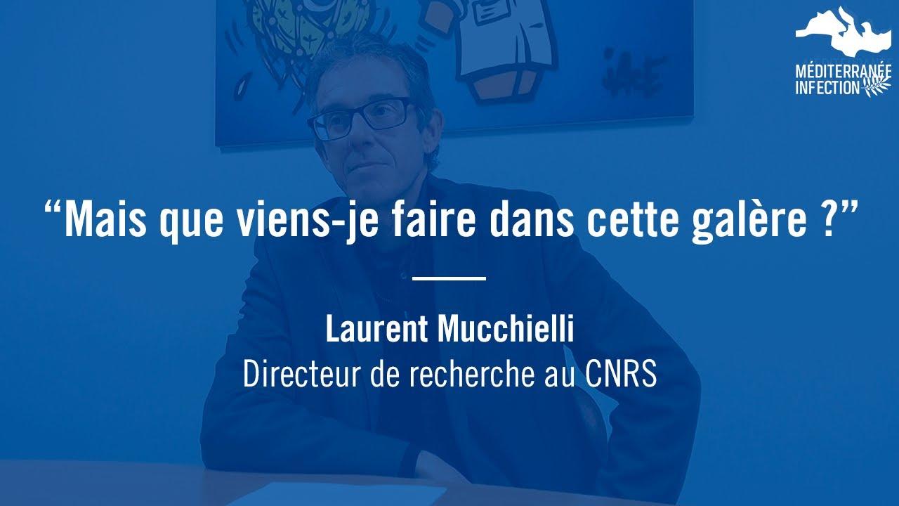 """""""Mais que viens-je faire dans cette galère ?"""" – Laurent Mucchielli, directeur de recherche au CNRS"""