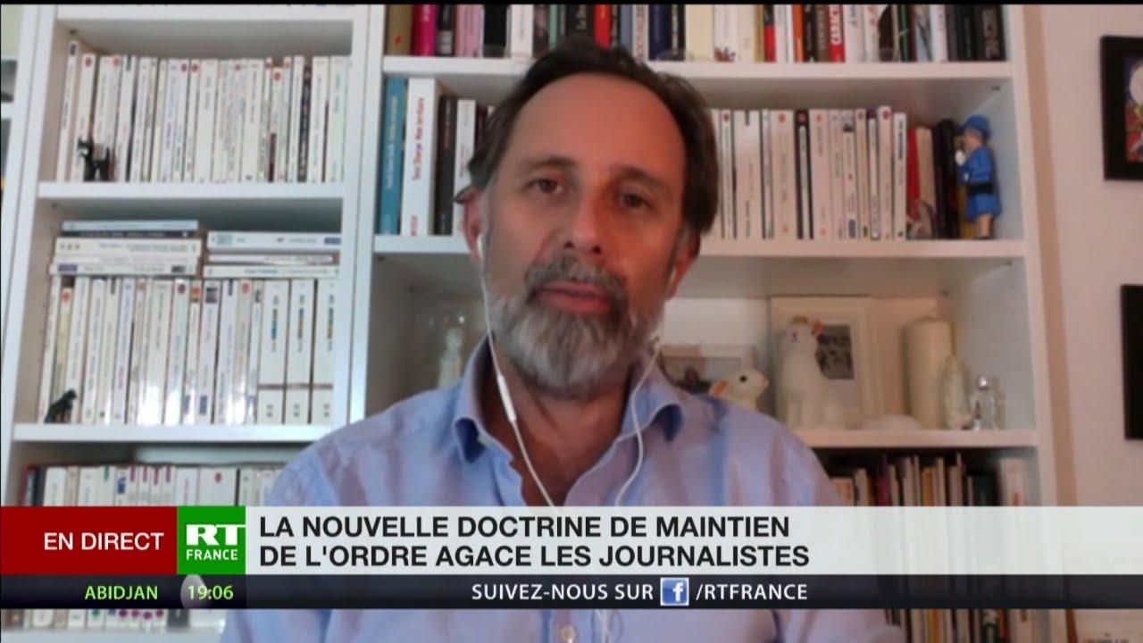 Nouvelle doctrine de maintien de l'ordre : «Une atteinte grave à la liberté de la presse»