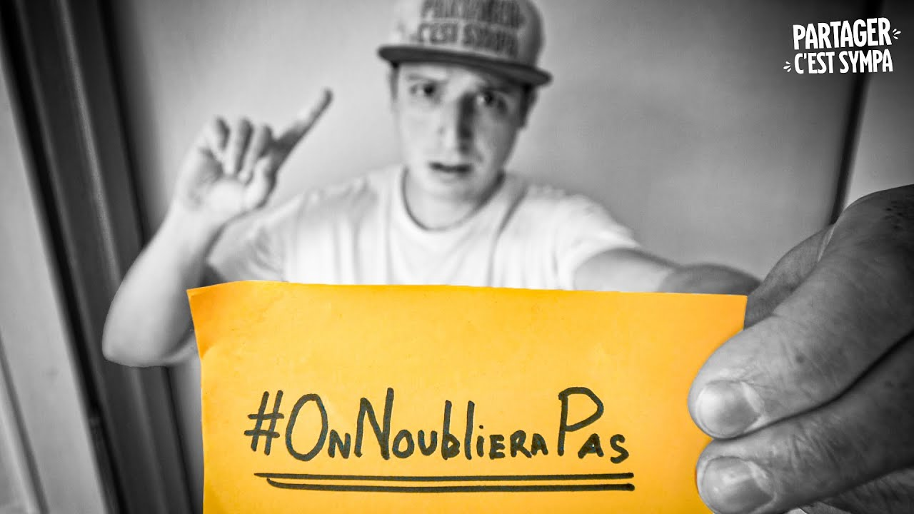 #OnNoublieraPas   Vous non plus ?