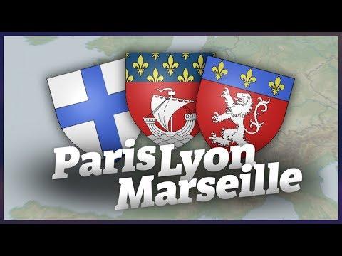 PARIS-LYON-MARSEILLE – Nos Territoâres