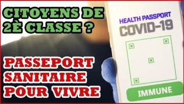 Passeport sanitaire | Apartheid en France ?