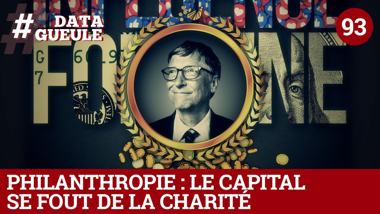 Philanthropie : Le capital se fout de la charité