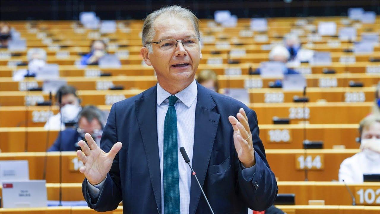 Plan de relance et budget européens: excellente intervention de Philippe Lamberts, Pdt des Verts/ALE