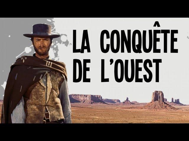 Pow! sur les clichés américains : La conquête de l'ouest
