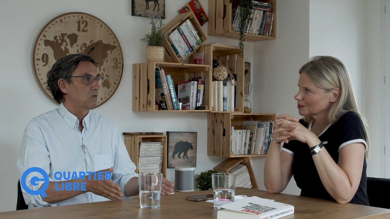 Quartier Libre – Emmanuel Todd : Le grand entretien post-déconfinement