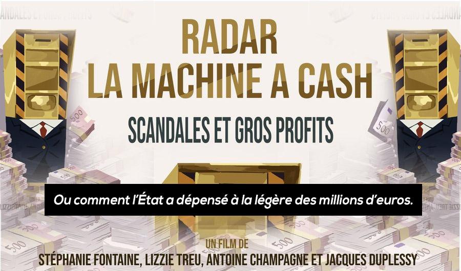 Radars : la machine à cash – Enquête exclusive (qui ne passera pas à la TV)