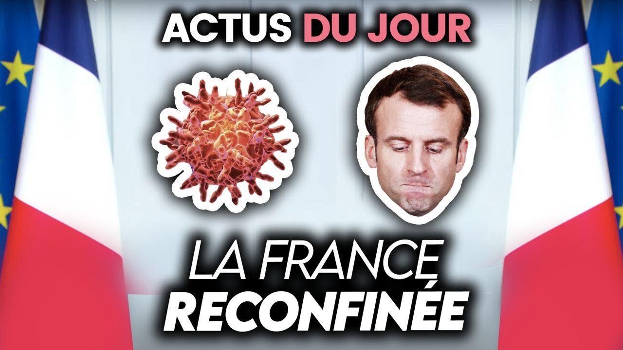 Reconfinement en France résumé, ce qui va fermer, nouvelle attestation… Actus du jour