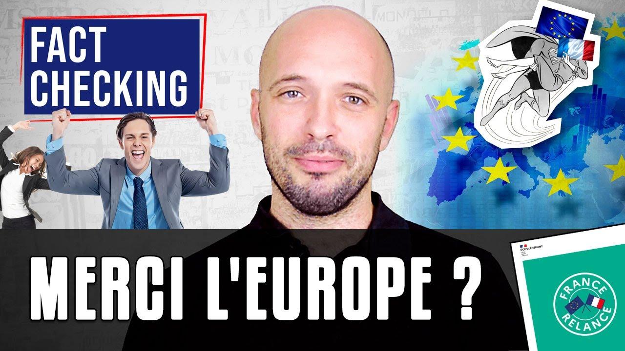 RELANCE EUROPÉENNE : UNE FACTURE DE 67 MILLIARDS ?