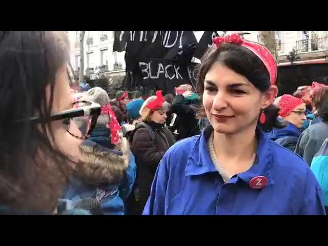 """Retraites – """"Dans les manifestations, il est important de montrer qu'il y a de la joie"""""""