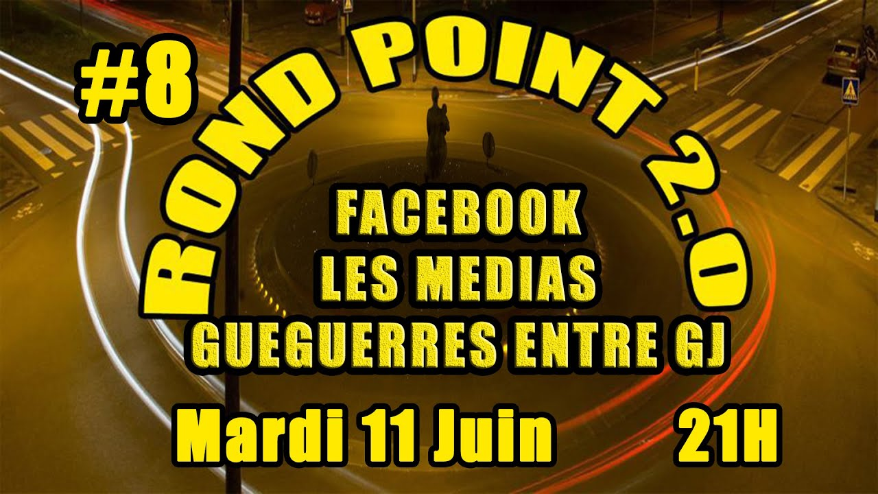 ROND POINT 2.0 sans Fly Rider