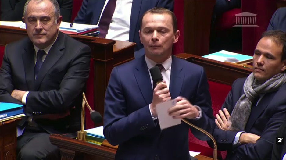 1ère séance Questions + Déclaration du Gouvernement relative au grand débat national