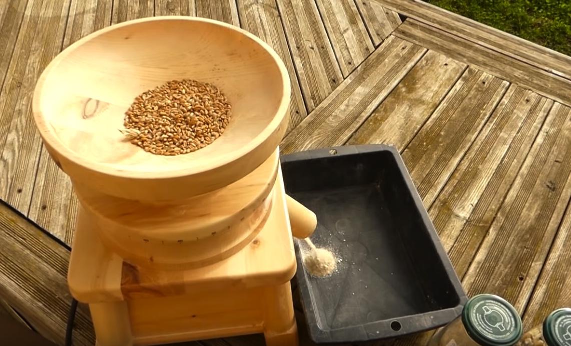 Comment avoir de la farine à volonté ?