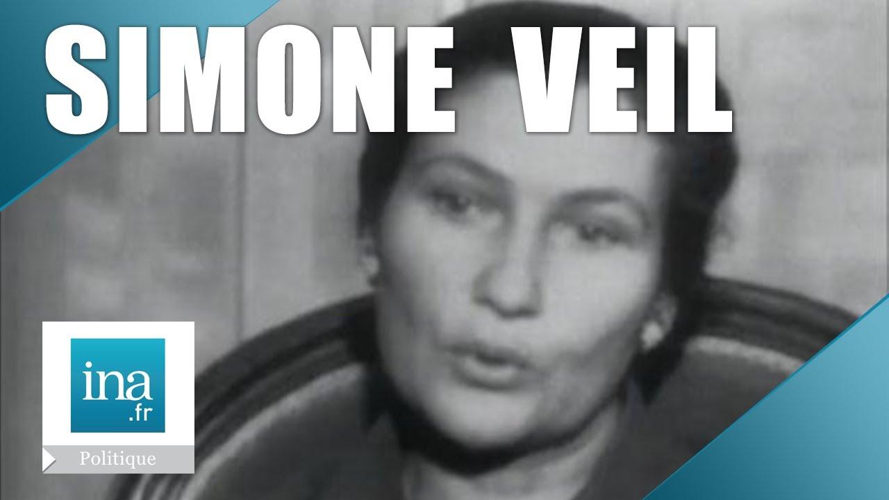 Simone Veil explique la loi sur l'avortement | Archive INA
