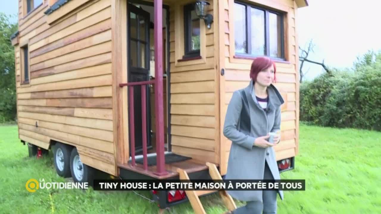 Tiny House : la petite maison à portée de tous