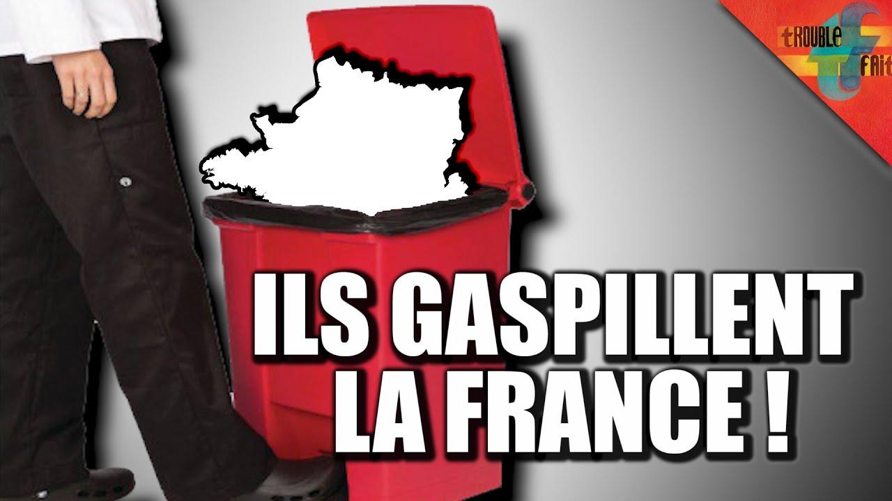 Transition écologique, plan de relance, masques… Ils gaspillent la France !