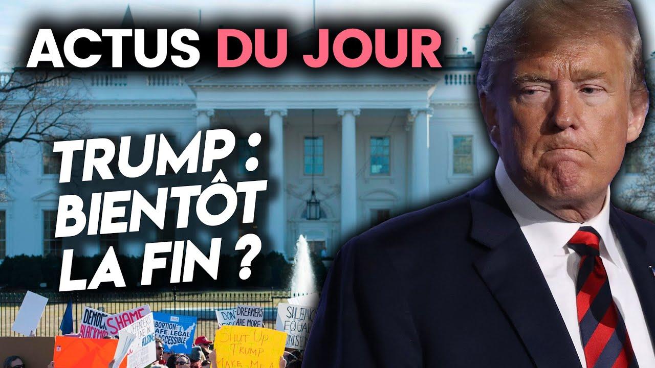 Trump menacé, fin des terrasses chauffées, Adama Traoré… Actus du jour