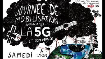 Autour de la 5G et son monde – Table ronde 5G sur la Société de surveillance et Smart city