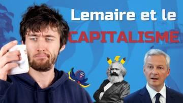 Bruno Lemaire, le capitalisme et des Iphones !