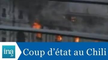 Coup d'état au Chili 11 septembre 1973