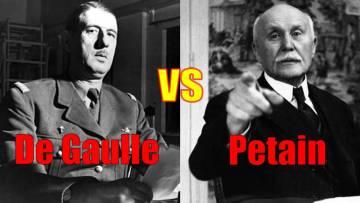 De Gaulle – Petain : Duel sur les ondes
