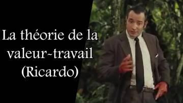 FR #20. La théorie de la valeur-travail (Ricardo)