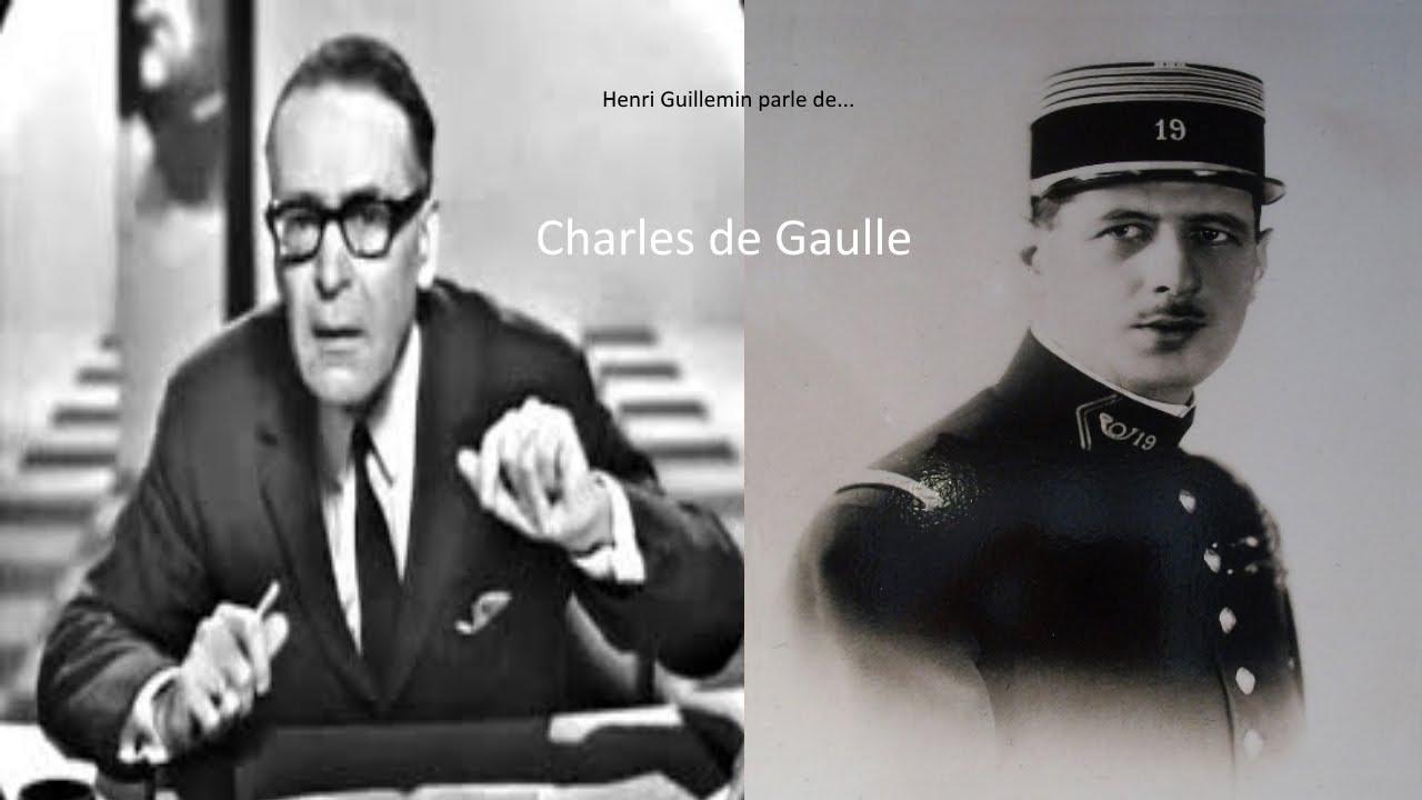 Henri Guillemin – Charles de Gaulle (podcast)