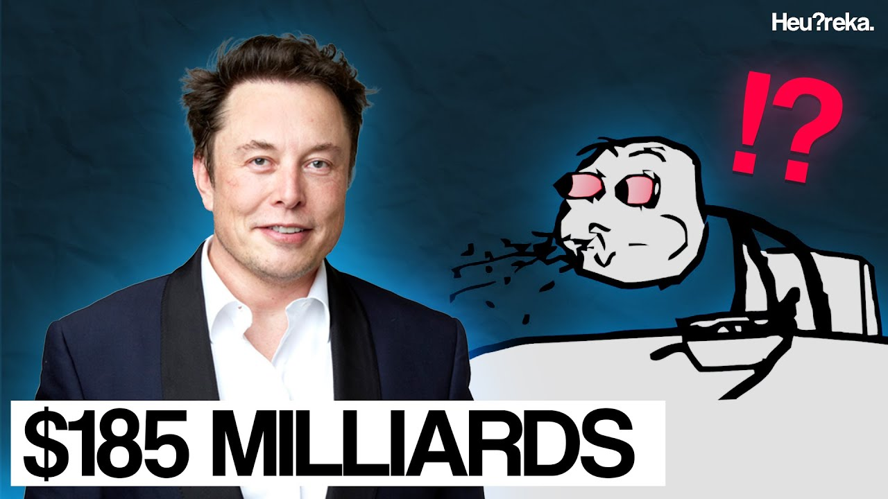 La fortune d'Elon Musk et le paradoxe des dividendes neutres – Heu?reka