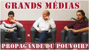MÉDIAS & DÉMOCRATIE : Conflits d'intérêts et souveraineté (Étienne Chouard, Demos Kratos)