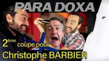 PARA DOXA – VACCINATION OBLIGATOIRE sauce Christophe BARBIER
