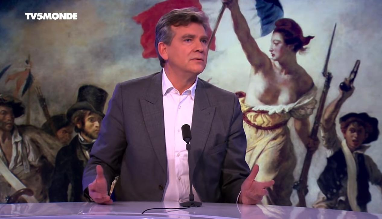Arnaud MONTEBOURG : « La France est sur le porte-bagages de la BMW de Mme Merkel »