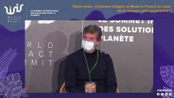 WISTALKS – Comment intégrer le Made in France au coeur de la relance verte et solidaire ?