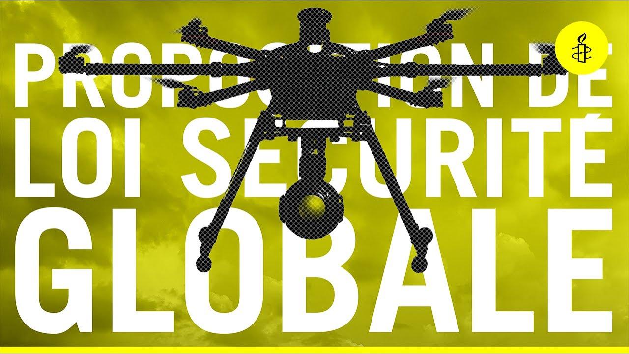 Ce qui se cache derrière la proposition de loi «sécurité globale»