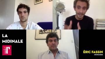 Eric Fassin : « Il n'y a pas d'islamogauchistes en France mais il y a des néofascistes »